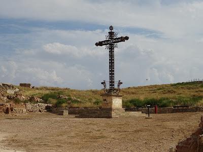 Cruz de los Caídos, Belchite