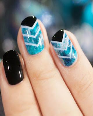 Diseños de uñas CÓSMICAS originales y creativas que debes probar