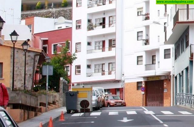 El Ayuntamiento de Santa Cruz de La Palma realizará obras de mejora en la Calle José López