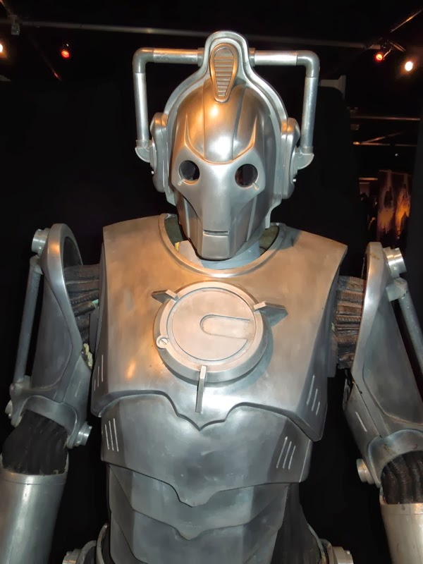 Cyberman Doctor Who 2006