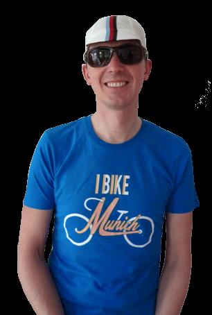 Fahrrad Shirt München