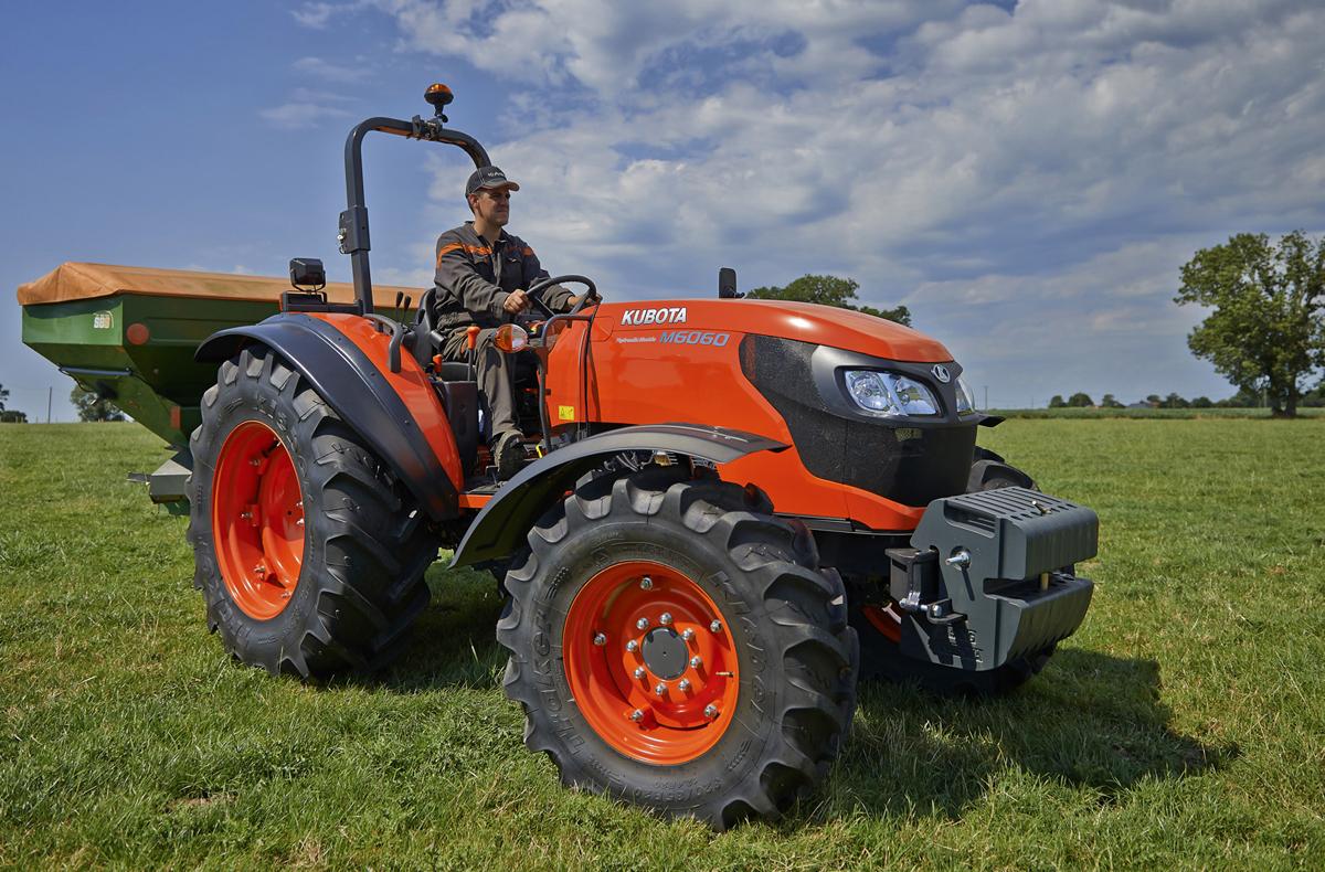 �ҧ�ɵ�ö� ��С�Ť�⺵�� Kubota Tractor Tire Spec