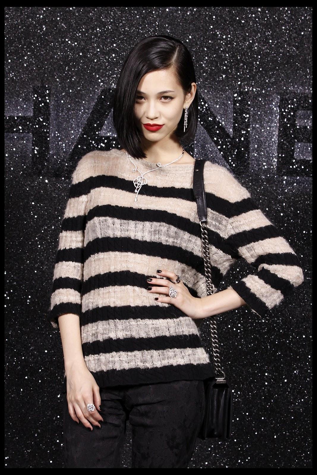 Petit Choufleur Style Icon Kiko Mizuhara