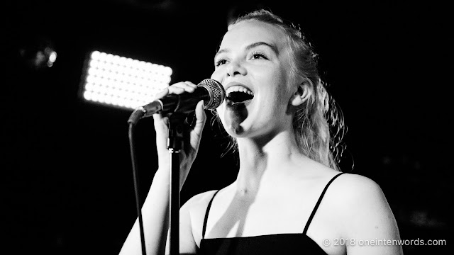 Dream Wife at The Legendary Horseshoe Tavern on May 5, 2018 Photo by John Ordean at One In Ten Words oneintenwords.com toronto indie alternative live music blog concert photography pictures photos