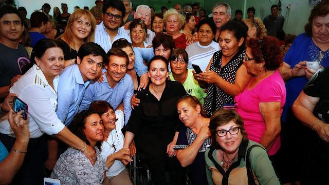"""Michetti """"El presidente Macri trabaja para construir un país genuinamente federal"""""""