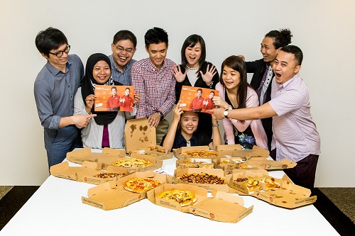 Percuma Buy One Free One Dominos Pizza apabila anda membeli belah di 11street