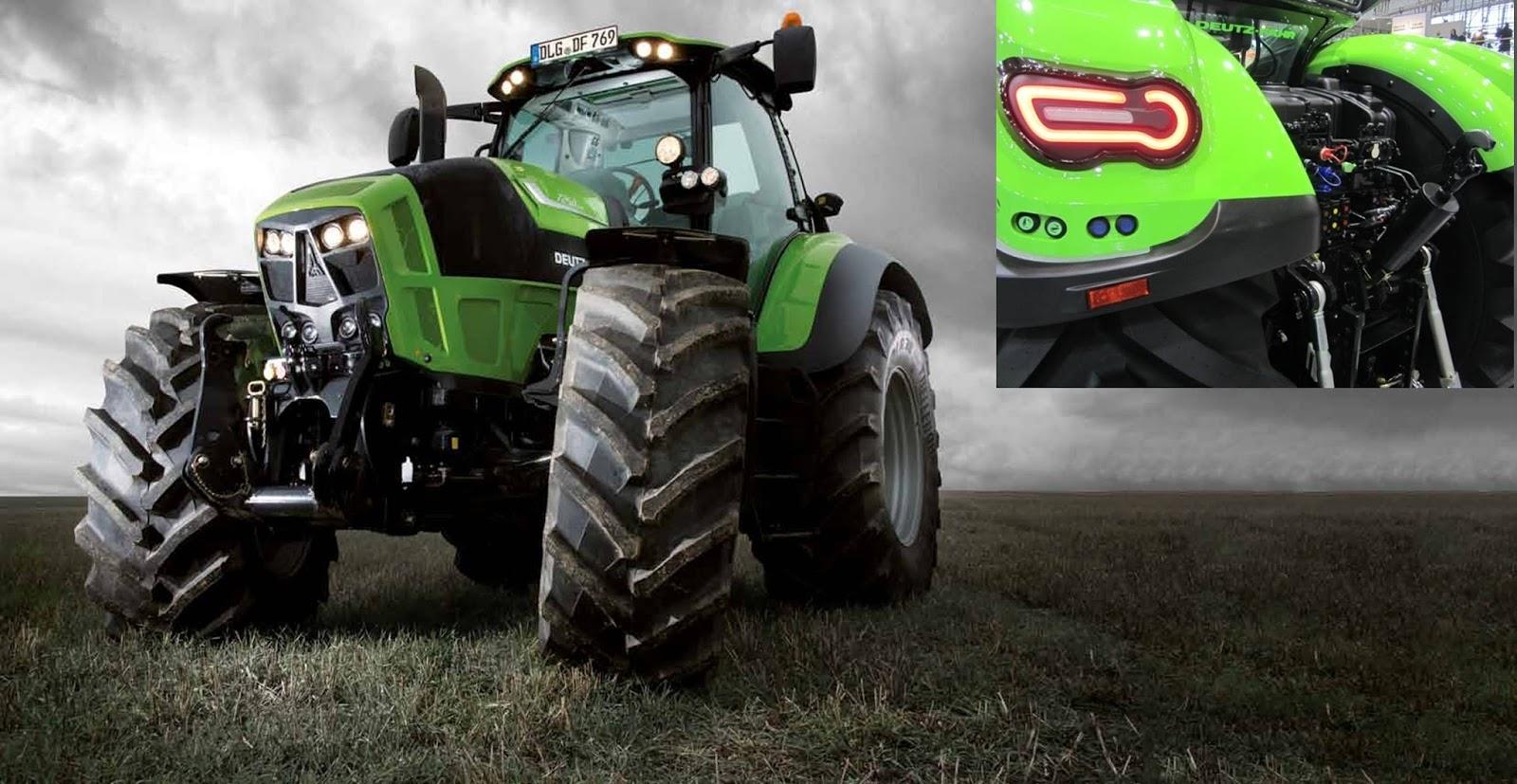 Más que máquinas agrícolas: FEVERLANDS, EL NUEVO TRACTOR QUE HACE ...