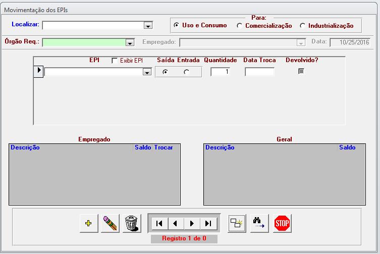 9cb930749dcc5 Controle de EPI para pequenas e médias empresas (ideal até 100 funcionários)