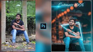 neon light effect, light effect, neon, light, photoshop ideas