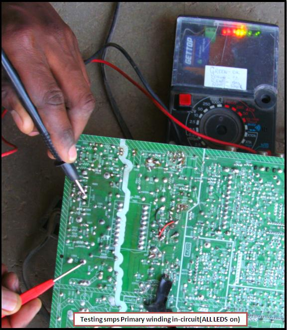 working of crt monitor with diagram 95 wrangler radio wiring electronics repair made easy: do it yourself flyback tester