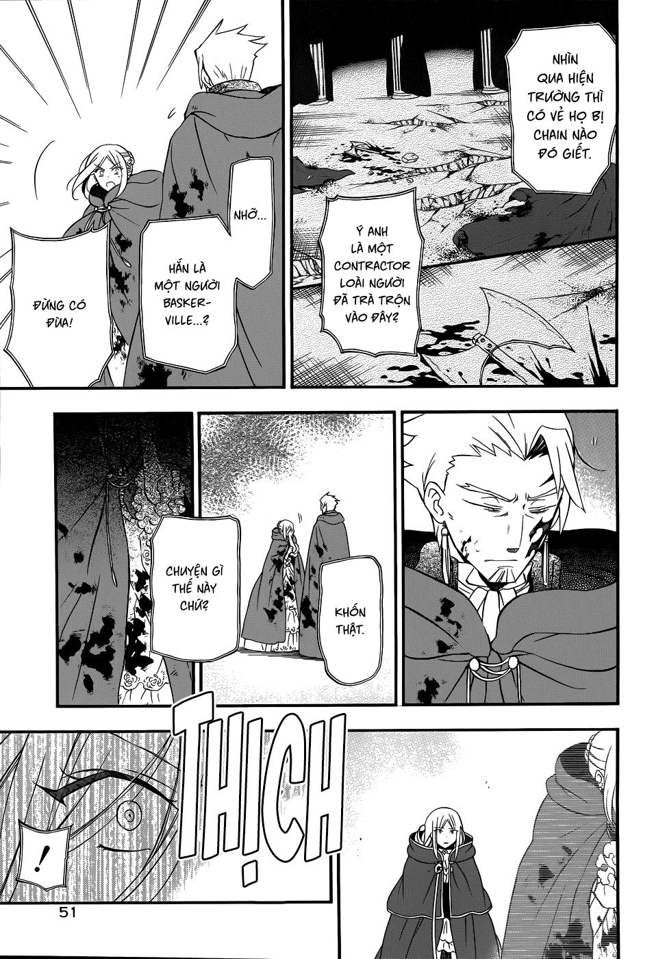 Pandora Hearts chương 098 trang 16