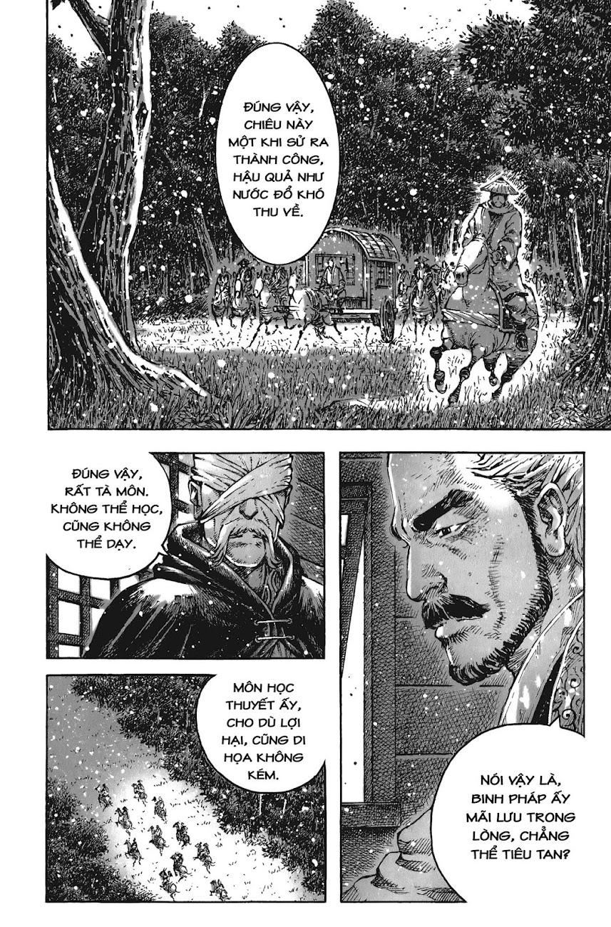 Hỏa phụng liêu nguyên Chương 433: Vô sở bất năng [Remake] trang 4