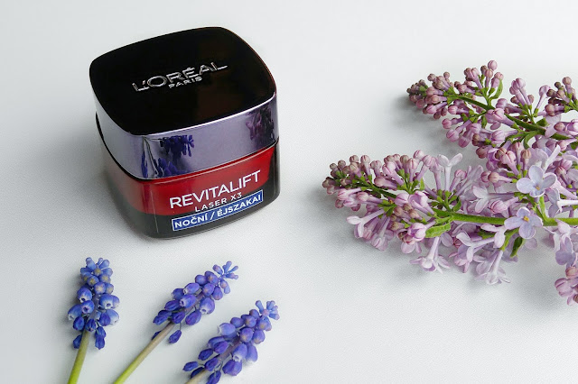 L'Oreal Revitalift Laser X3 Renew Night Cream