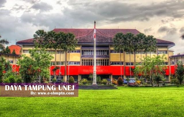 Daya Tampung Universitas Jember Prodi Saintek  DAYA TAMPUNG SBMPTN UNEJ 2018/2019