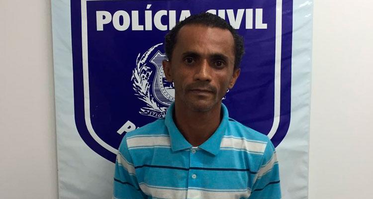 O pastor Carlos André da Silva, foi preso dentro da Igreja - Foto: Reprodução