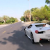 شاب سعودي يكسب سيارة فيراري سبايدر من يوتيوب