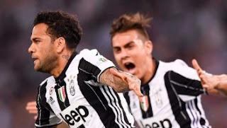 Menang 2-0 di Final atas Lazio, Juventus Juara Coppa Italia