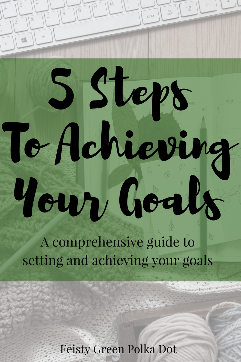 A Guide To Setting Goals