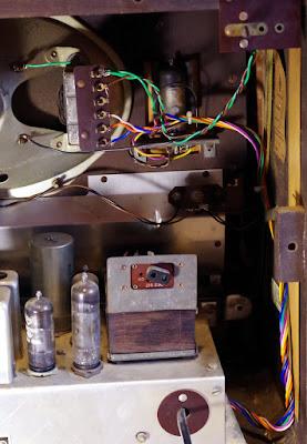 Bush VHF 54 new loom