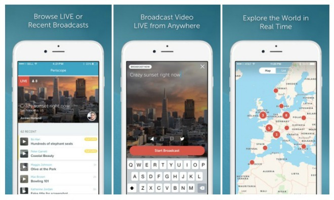 Periscope Tips and Tricks