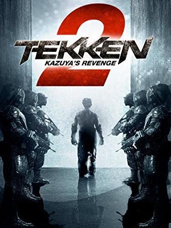 Tekken: Kazuya's Revenge / Tekken: A Man Called X 2014 BRRip ταινιες online seires oipeirates greek subs