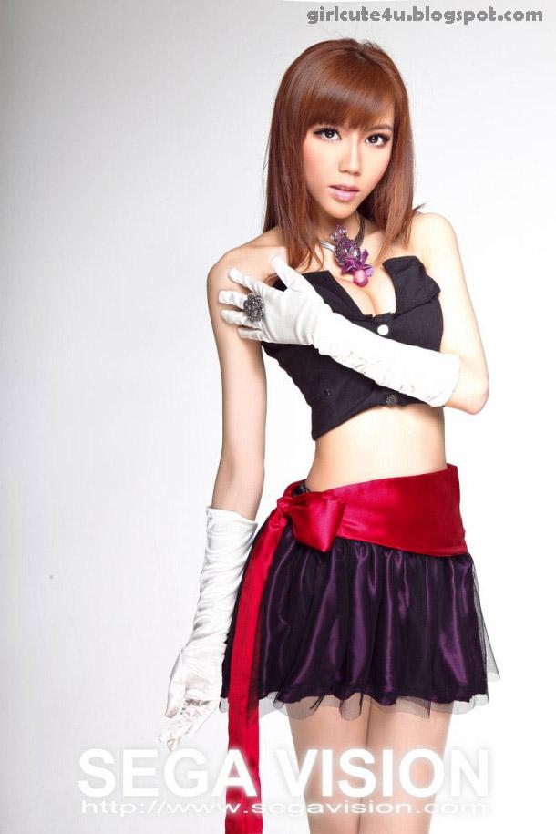xxx nude girls: Ye Zi Xuan - Game publicity Mito