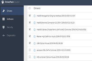 الاصدار الجديد من اسطوانة التعريفات العملاق DriverPack Solution 17.7.73Final ISO