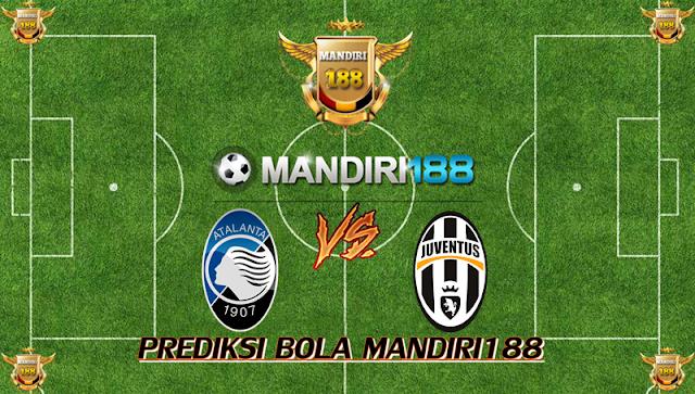 AGEN BOLA - Prediksi Atalanta vs Juventus 31 Januari 2018