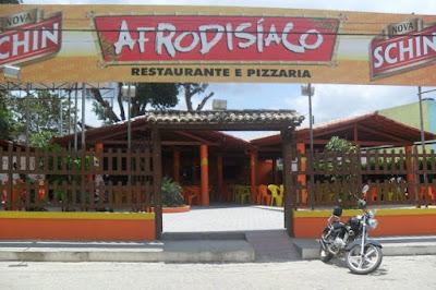 ALAGOINHAS: Restaurante Afrodisíaco apresenta programação especial neste final de ano