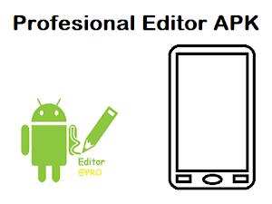 Cara Edit Aplikasi Android Menggunakan Apk Editor Pro