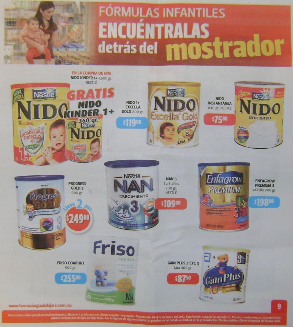 ea50e35b2 Radar Bebé-Ofertas  Ofertas Farmacias Guadalajara - 1 al 15 de Enero