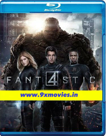 Fantastic Four 2015 English BluRay Download