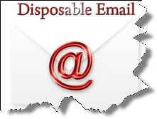 Disposable email id