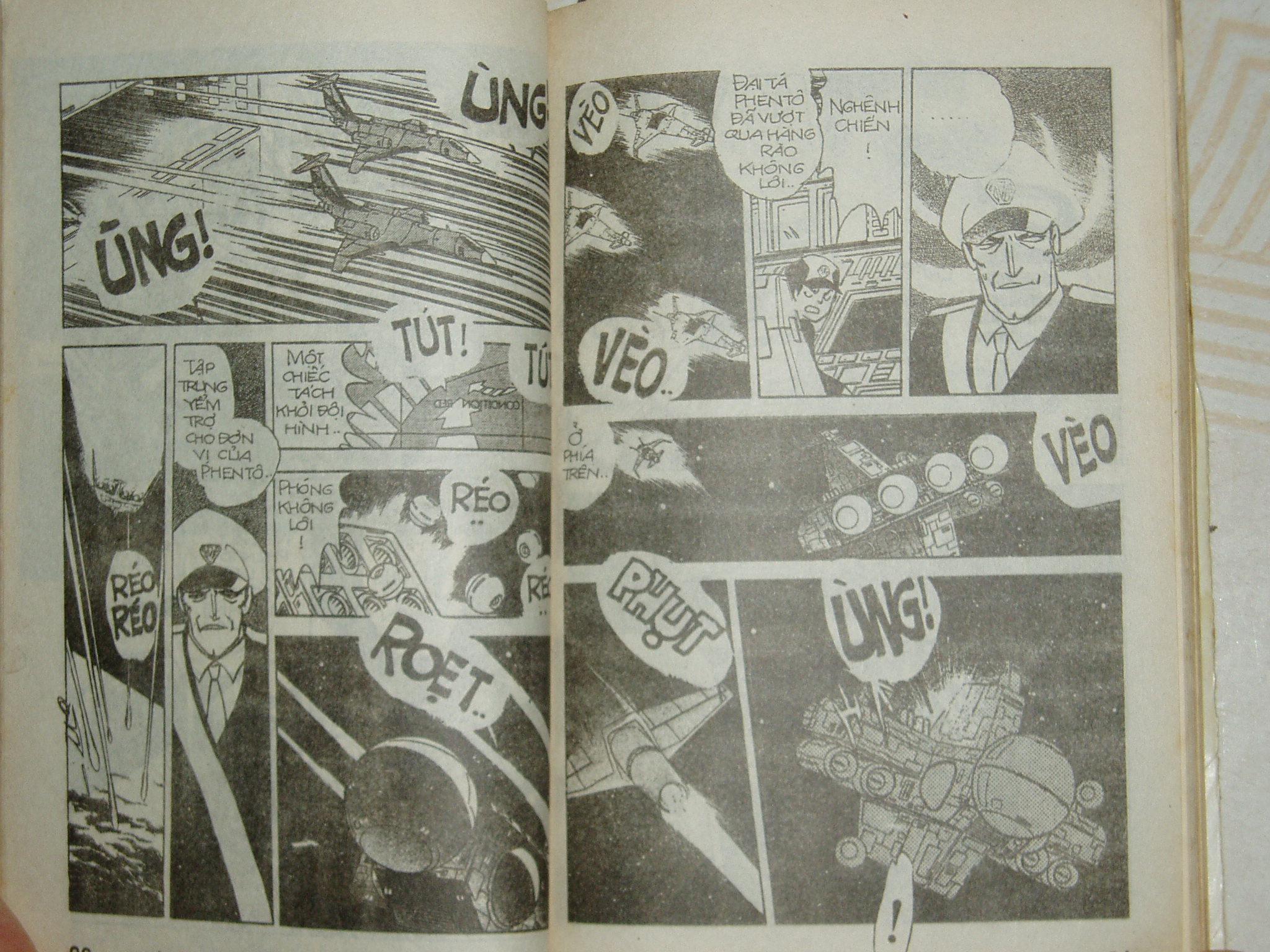 Siêu nhân Locke vol 13 trang 43
