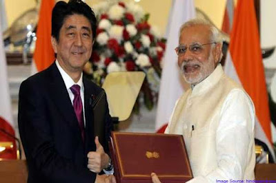 India and Japan Signed MoU