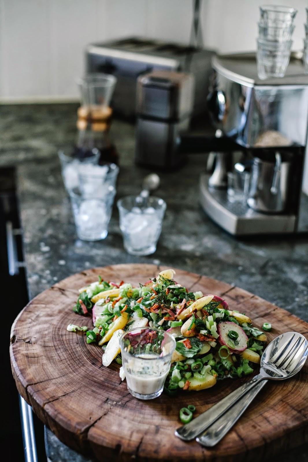 Eat Read Love Eat Sweet Potato And Kipfler Salad