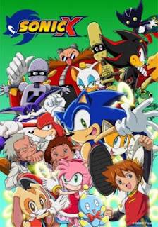 Baixar Sonic X – Todos os Episódios Completo no MEGA