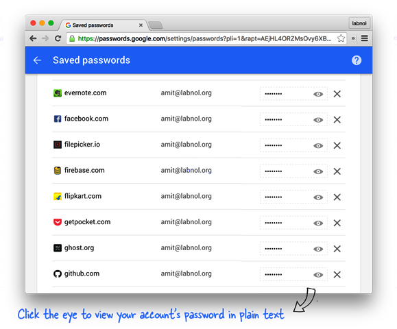 Akses password Anda dengan Google Password Manager dari mana saja