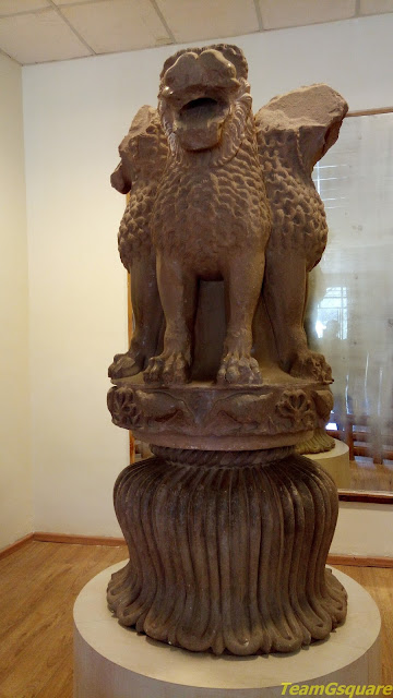 Ashokan Column  Lion Capital