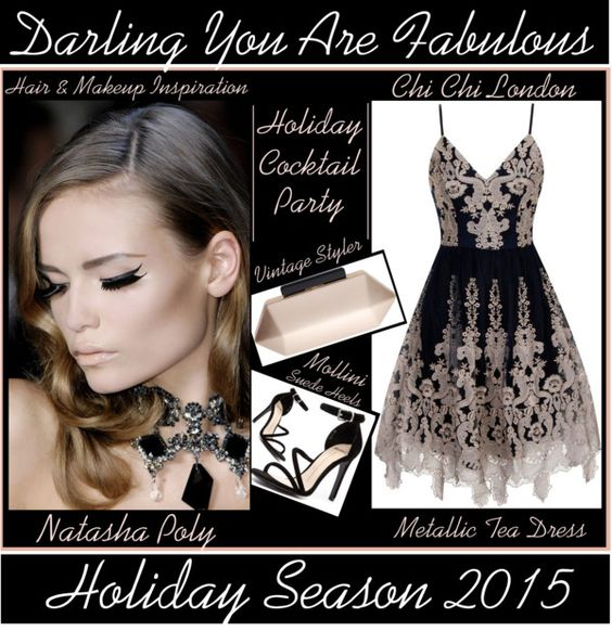 Darling You Are Fabulous - My 9 Favorite New Year's Eve Party Dresses www.toyastales.blogspot.com #ToyasTales