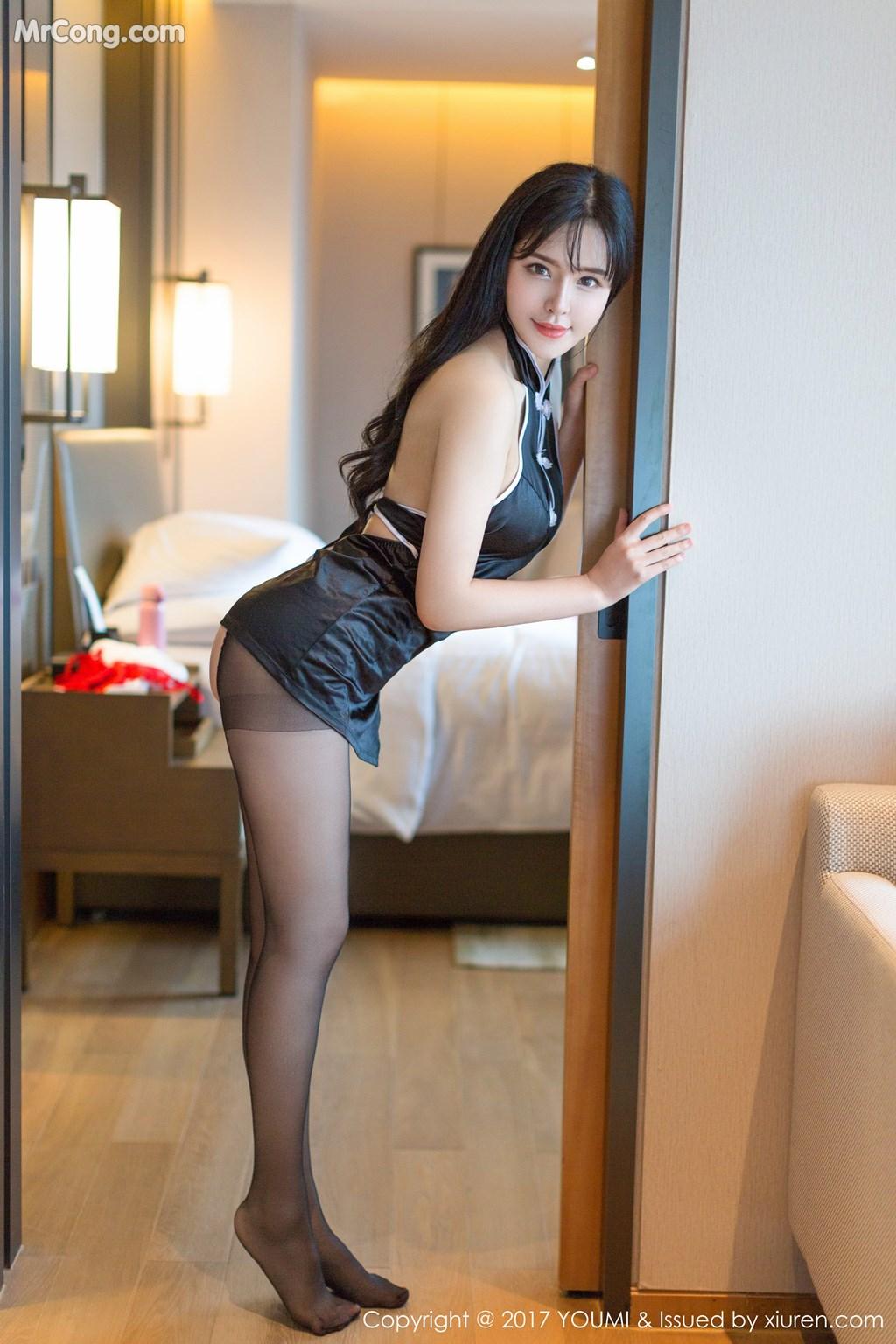 Image YouMi-Vol.074-Liu-Yu-Er-MrCong.com-002 in post YouMi Vol.074: Người mẫu Liu Yu Er (刘钰儿) (51 ảnh)