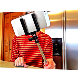 Patanjanli selfie stick