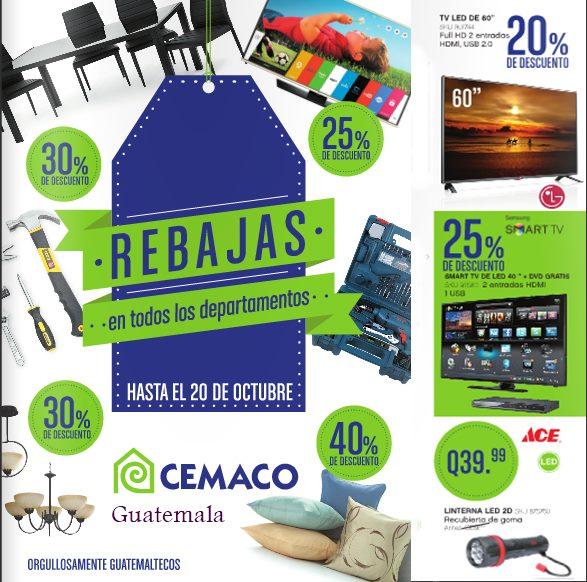 Ofertas De Cemaco Guatemala