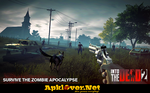 Into the Dead 2 MOD APK unlimited money