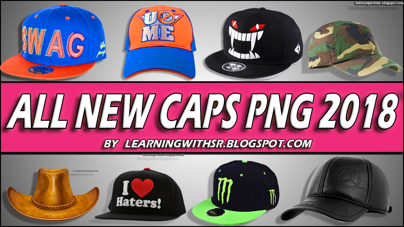 2018 Cap Png For Editng Picsart Photoshop All New Round Caps Png