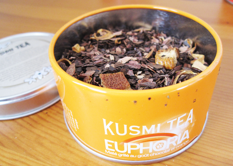 Kusmi Tea Euphoria review