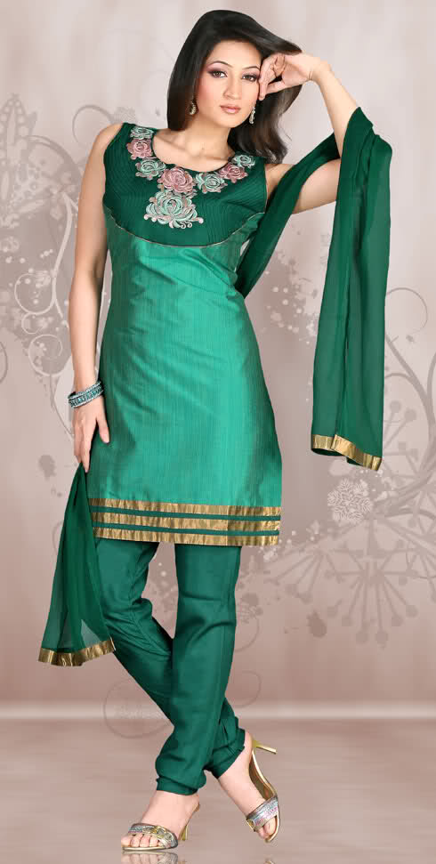 colorful Anarkali Frocks