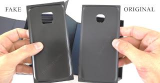 Membedakan Samsung Galaxy S7 Edge Asli dan Palsu