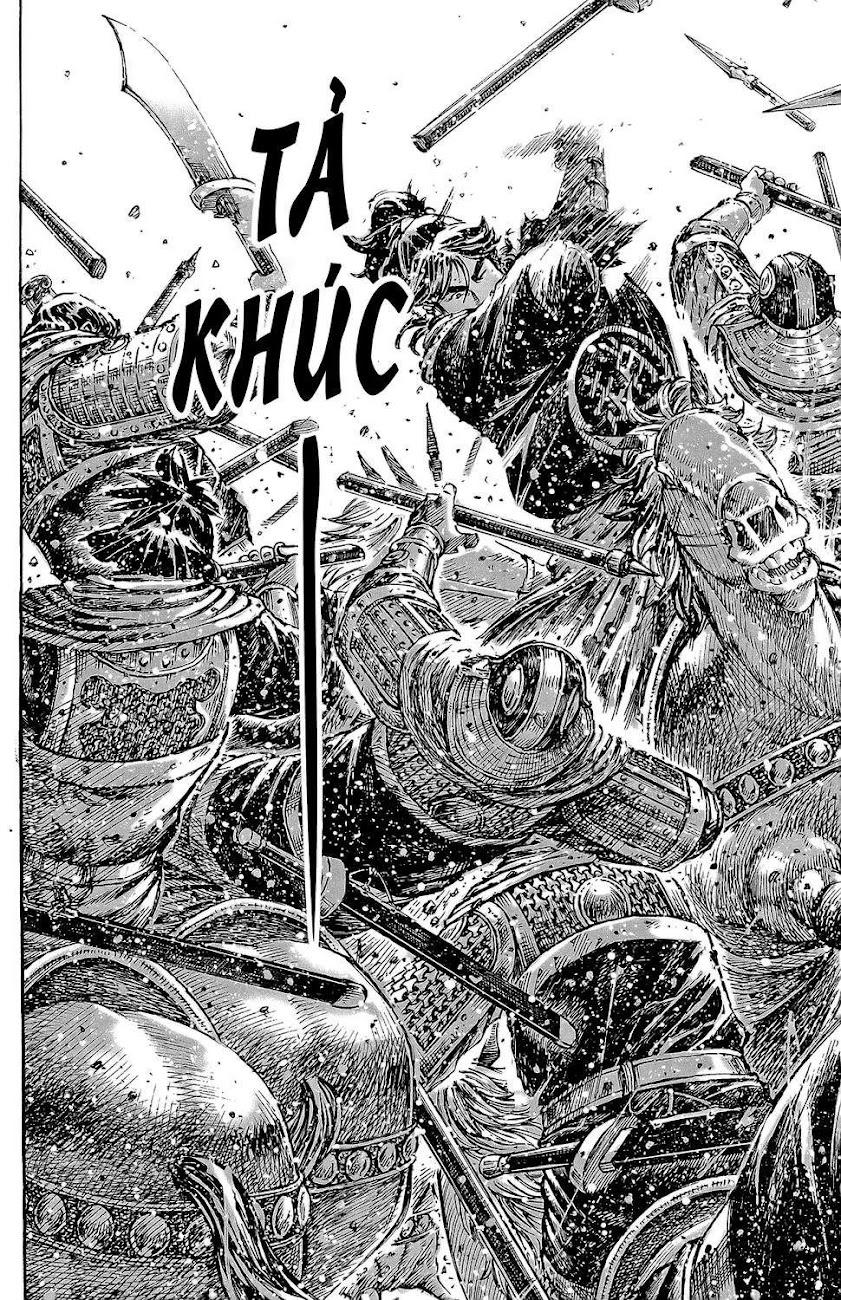 Hỏa phụng liêu nguyên Chương 392: Công tử không khóc [Remake] trang 20