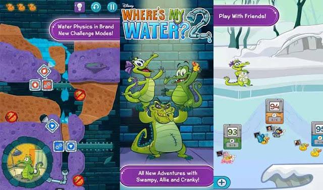 Game android adalah salah satu media hiburan yang paling mudah didapatkan Tutorial games: 5 Game Offline Android Terbaik Sepanjang Masa